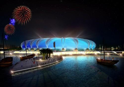 WK 2022 stadion in Qatar 5