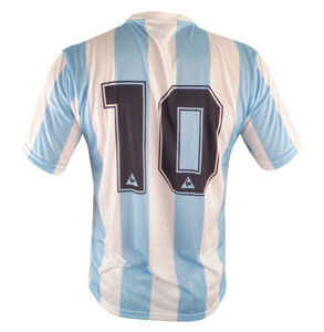 Maradona shirt nummer tien