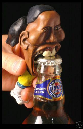 Ronaldinho flessenopener