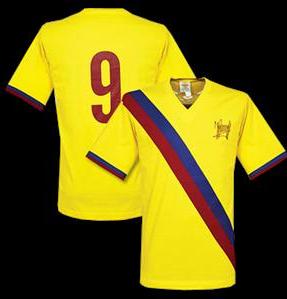 Barca uit shirt 1974