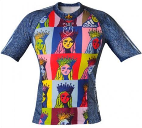 Stade France shirt