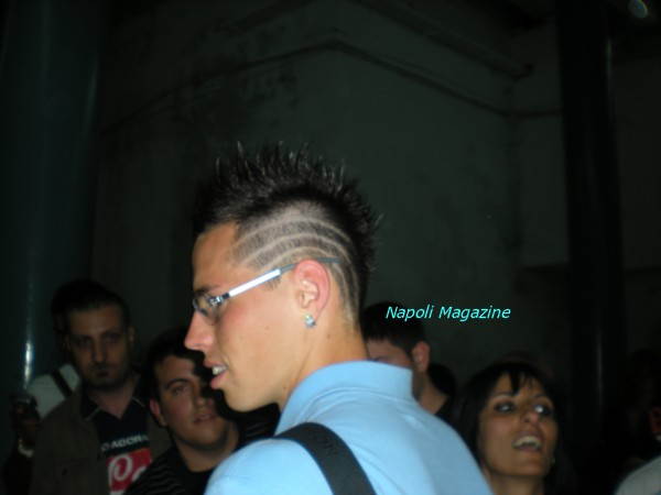 Marek Hamsik van Napoli