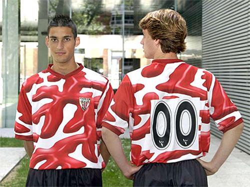 athletic bilbao shirt