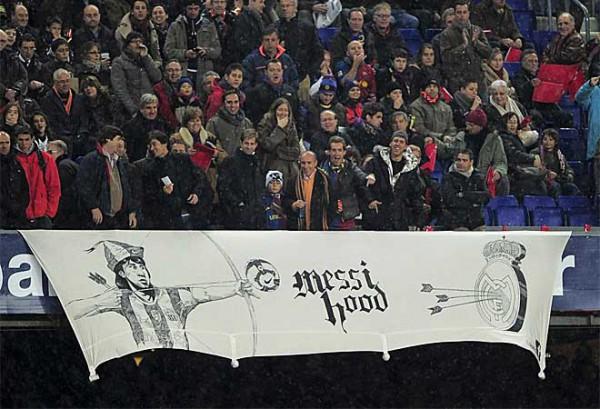 Messi Hood