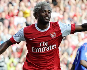 Alex Song Arsenal