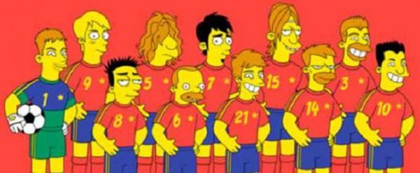 Spaanse Simpsons