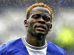 Louis Saha Everton