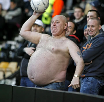 Sheffield Wednesday fan