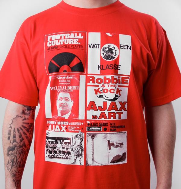 Ajax singles shirt