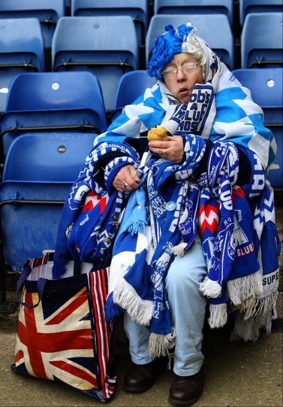 Birmingham City fan