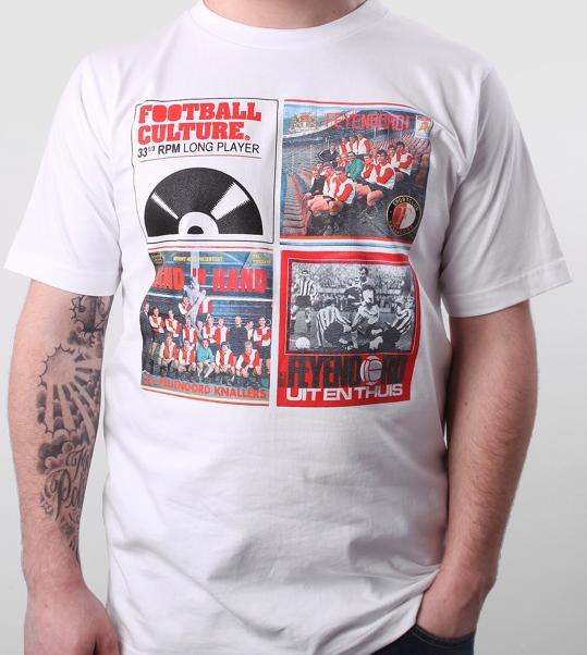 Feyenoord singles t-shirt