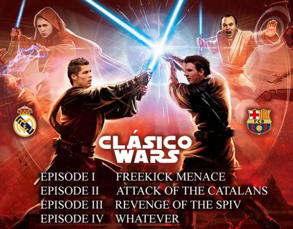Clasico wars