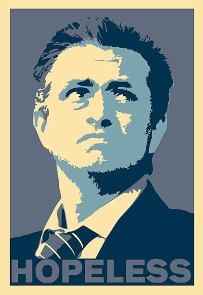 Hopeless Mourinho