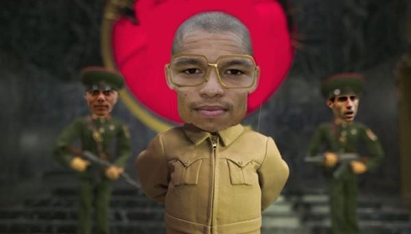 King Jong Il