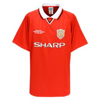 Manchester United 1999 Sharp
