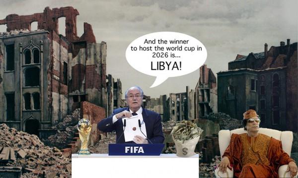 Corrupte FIFA