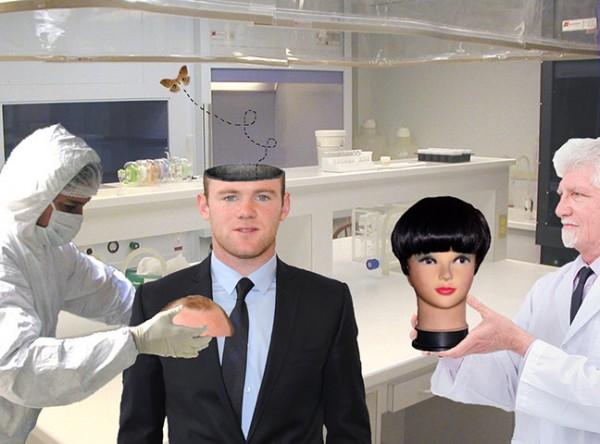 Leeghoofd Rooney