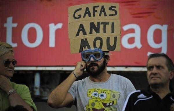 Anti Mourinho bril