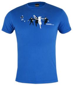 Copa streaker shirt