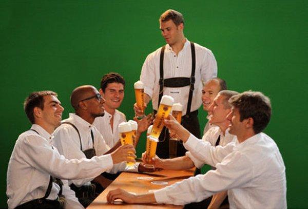 Oktoberfest in Munchen