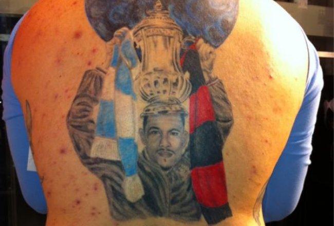 De Jong Tattoo