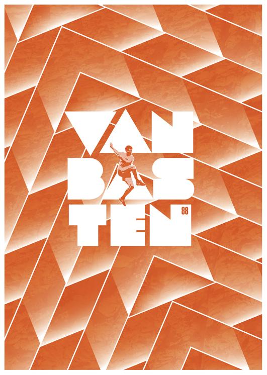 Van Basten poster