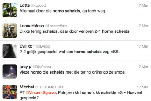 scheids homo