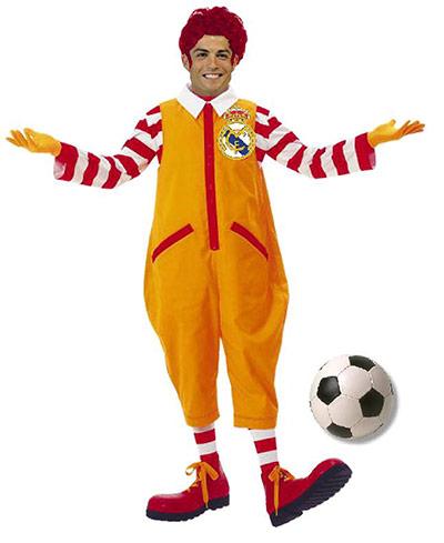 Cristiano Ronaldo McDonaldo