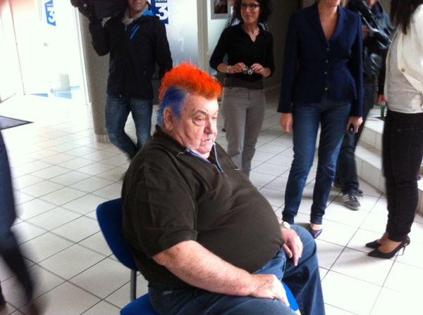 Voorzitter van Montpellier