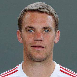 Manuel Neuer lookalike