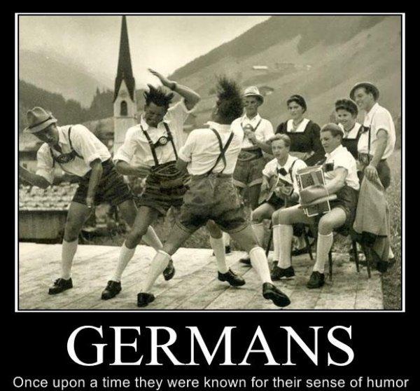 Ondertussen in Duitsland....