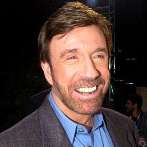 Chuck Norris-Andrea Pirlo lookalike