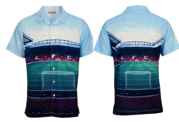Liverpool overhemd