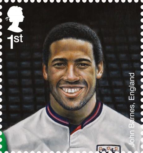 FA voetbal postzegels