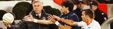 Ancelotti houdt het hoofd koel
