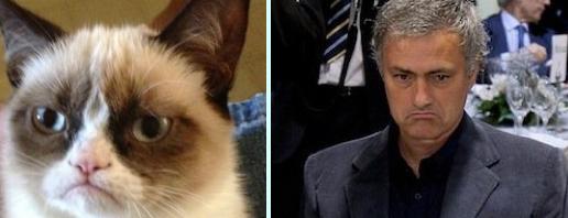 José Mourinho lookalike