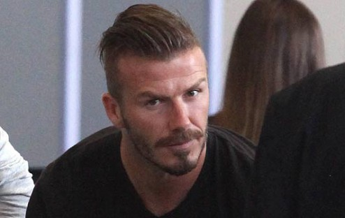 Beckham lookalike