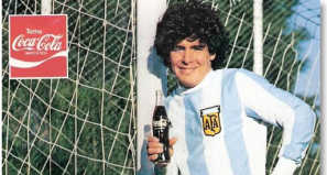 Maradona aan de coke