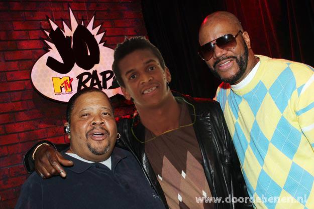Jo MTV raps