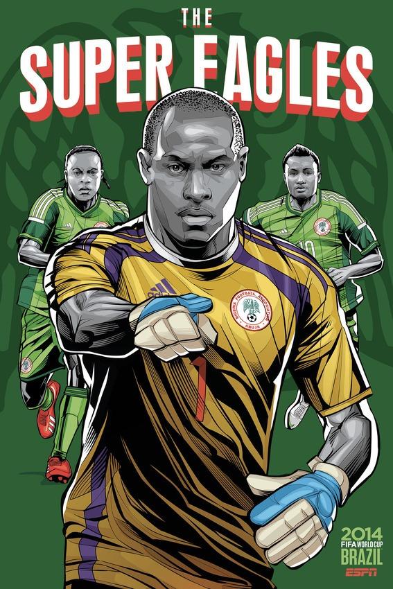 Nigeria poster