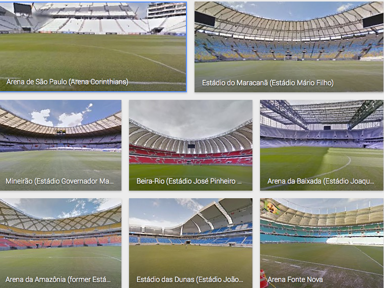 WK Stadions Streetview