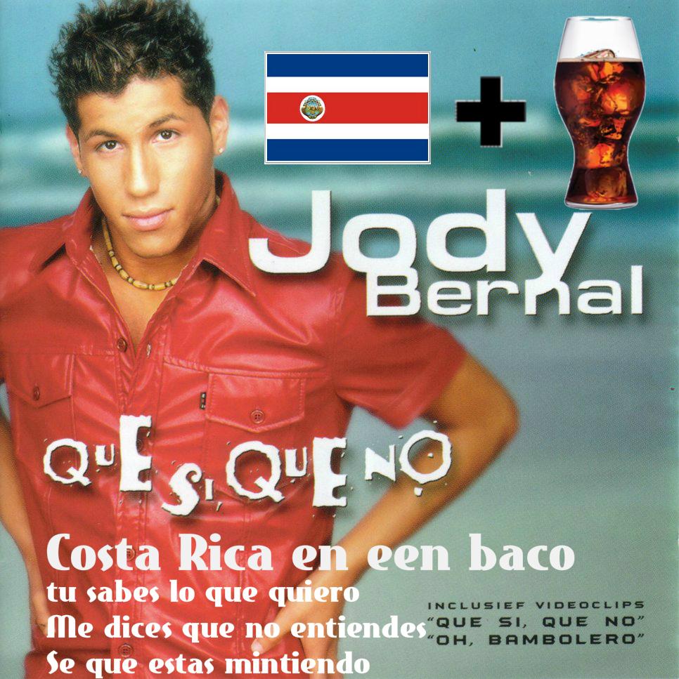 Que si, que no, Costa Rica en een baco