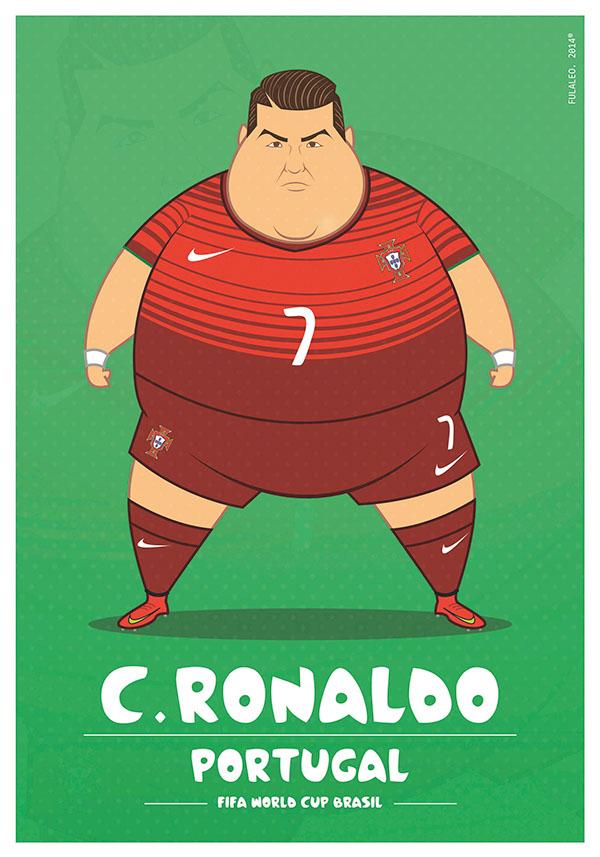 Dikke Ronaldo