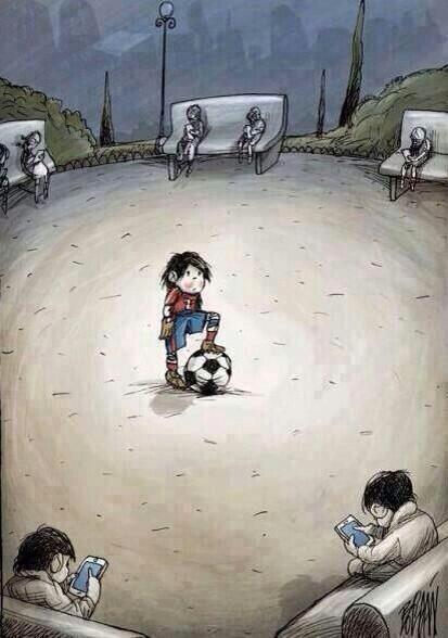 Banksy voetbal